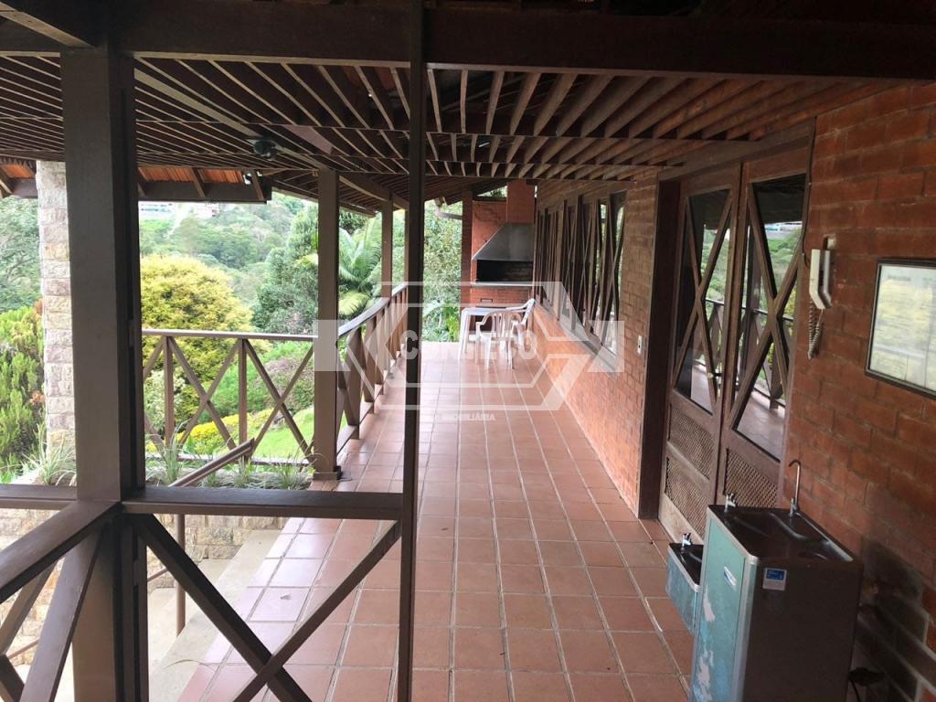 Casa em Condomínio Fechado - Cônego